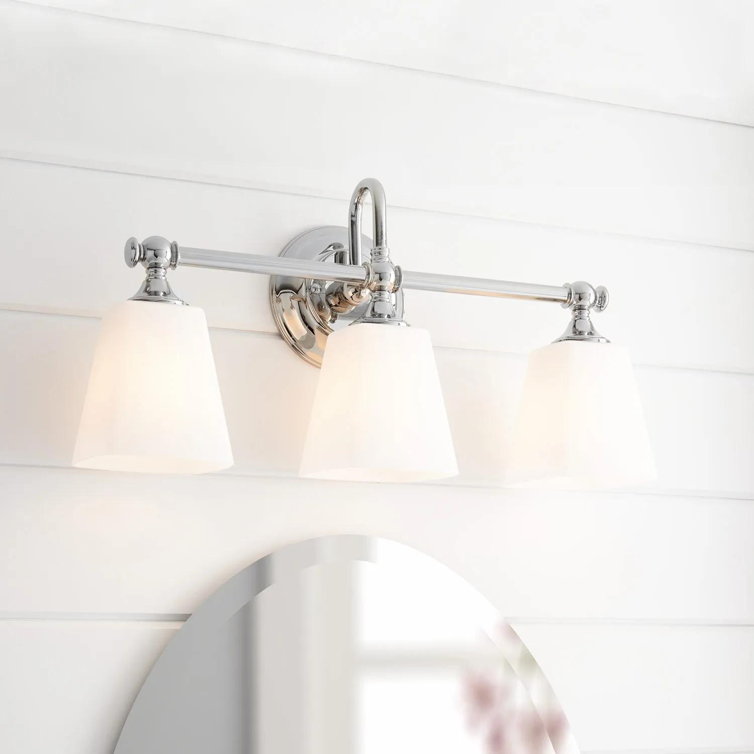Matina 3 Light Vanity Light Bathroom Vanity Lighting Lighting
