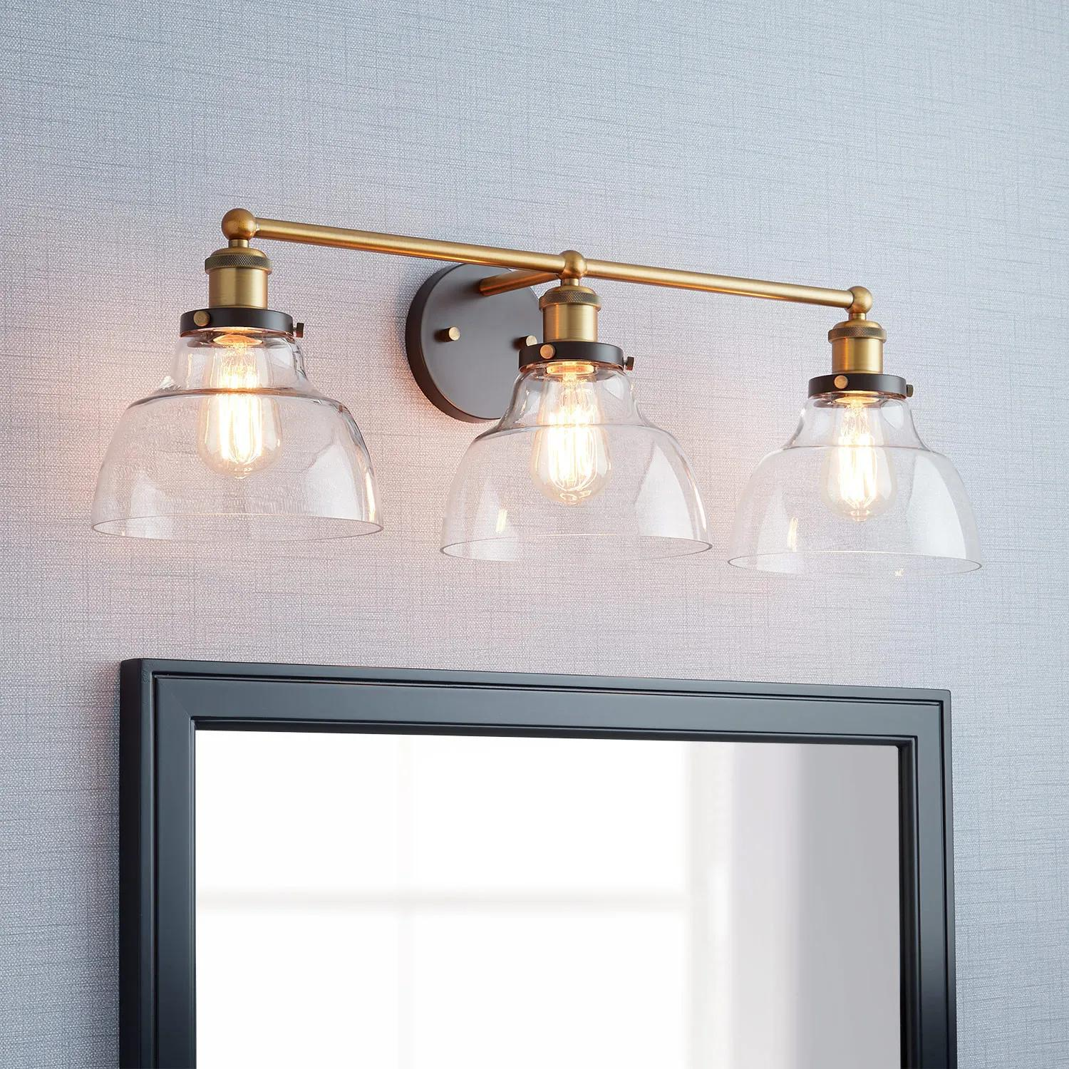 Mooretown 3 Light Vanity Light Bathroom Vanity Lighting Lighting