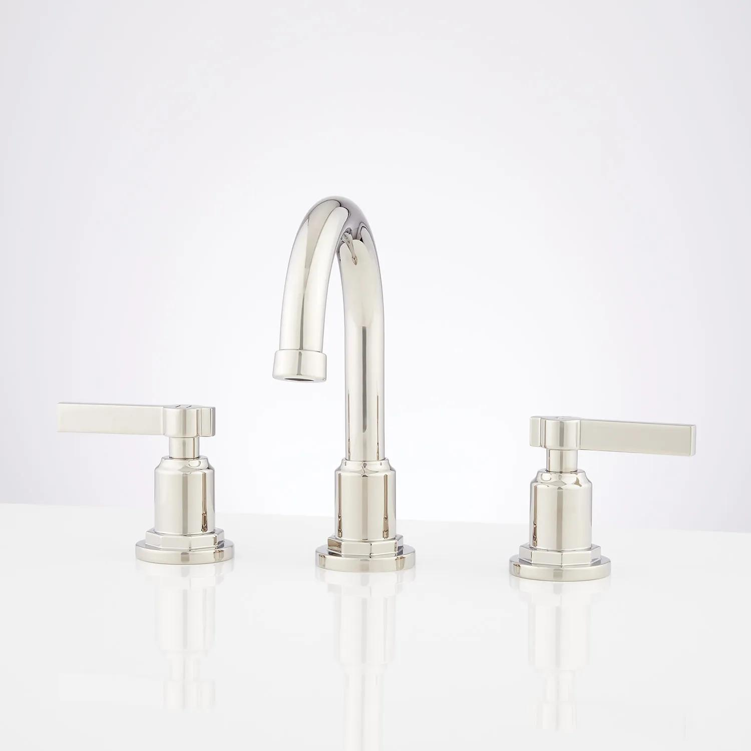 Greyfield Widespread Bathroom Faucet Bathroom
