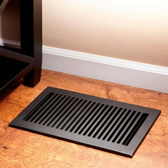 Modern Cast Iron Floor Register