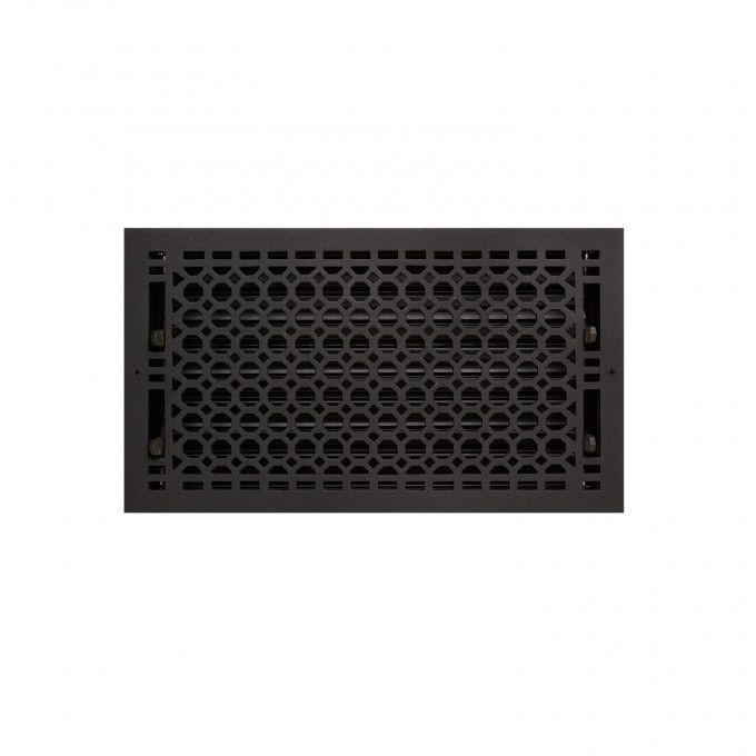 """Oversized Honeycomb Wall Register - 8""""x14"""" (9-3/4""""x15-1/2"""" Overall)"""