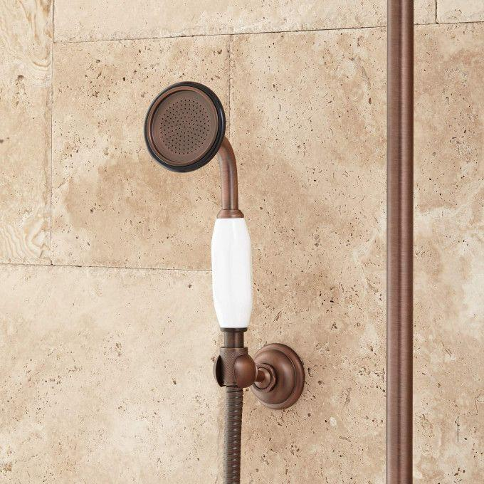 Oil Rubbed Bronze - Hand Shower