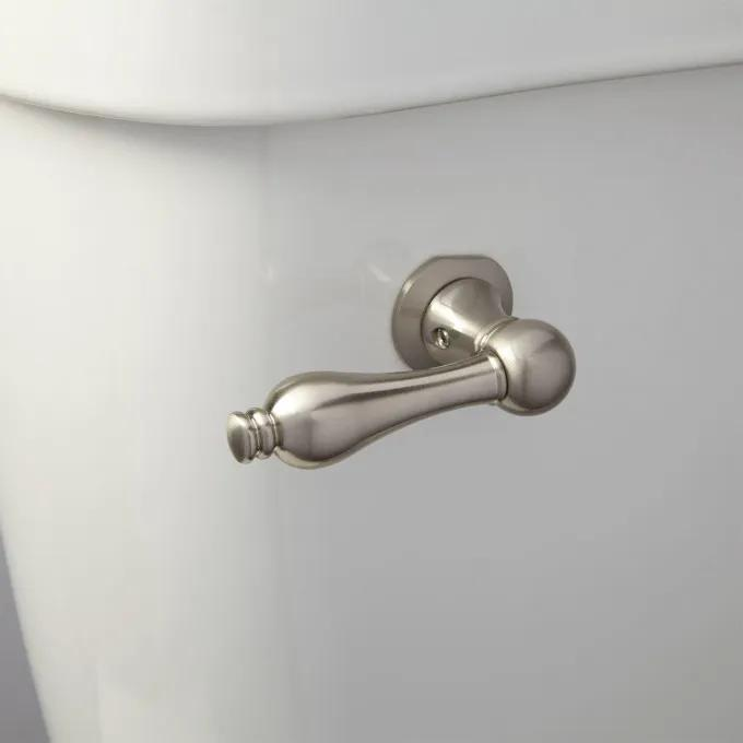 Traditional Solid Brass Toilet Tank Handle
