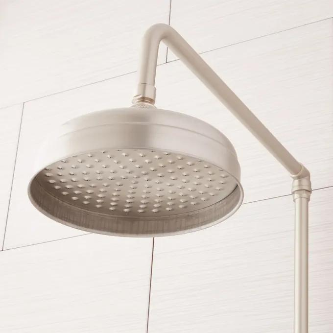 Brushed Nickel - Shower Head