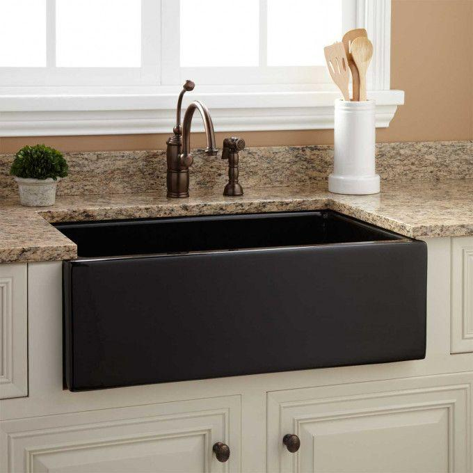 Risigner Biscuit Farmhouse Sink