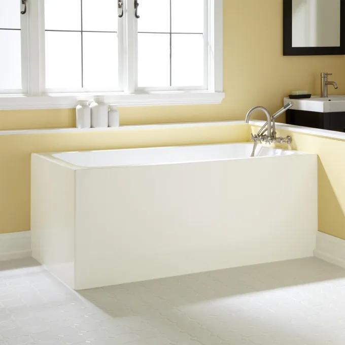 Aliyah Acrylic Right Corner Tub