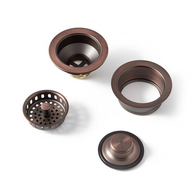 Exploded View - Oil Rubbed Bronze