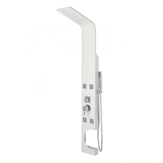 Braunfels Four-Jet Shower Panel With Hand Shower