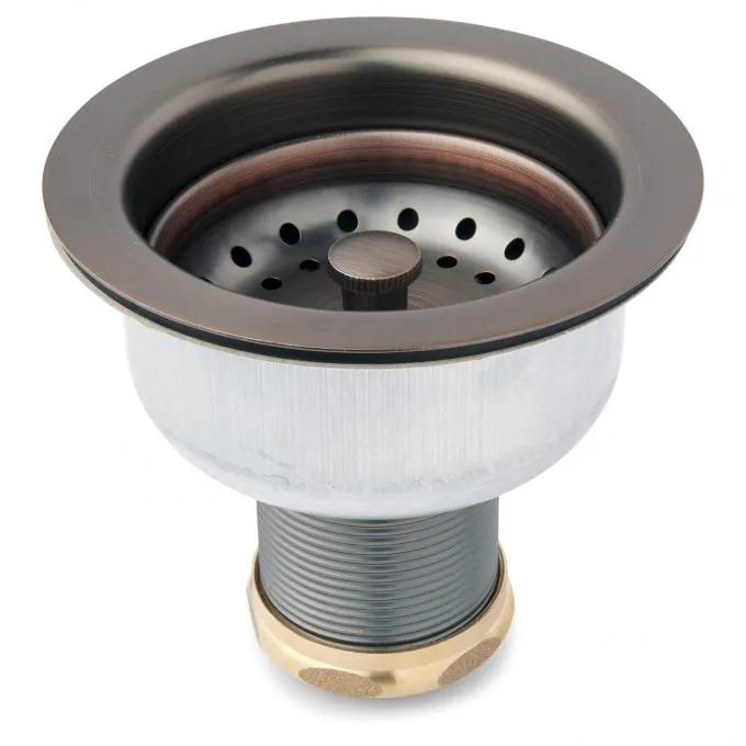 Oil Rubbed Bronze - End