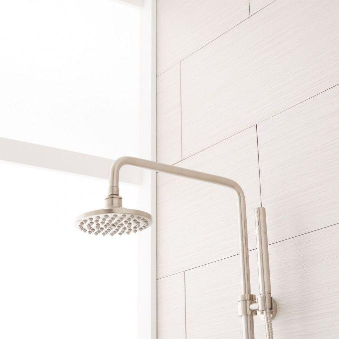 Brushed Nickel - Contracted