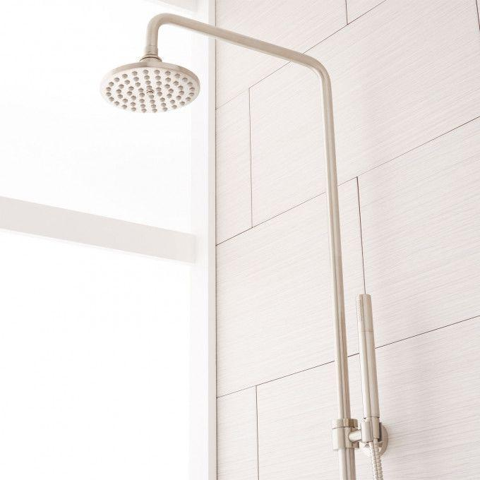 Brushed Nickel - Extended