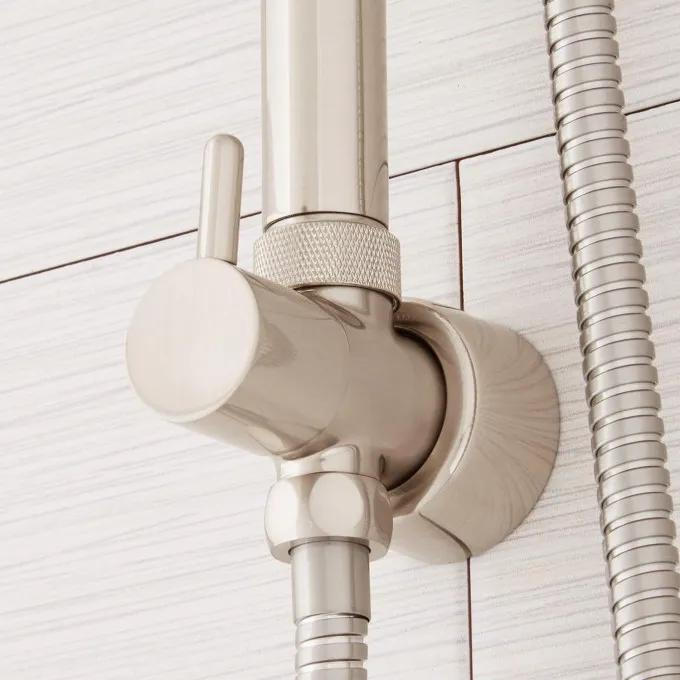 Diverter - Brushed Nickel