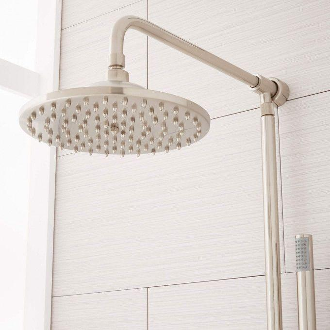Showerhead - Brushed Nickel