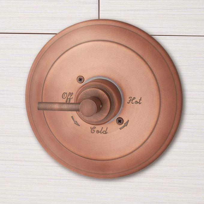 Shower Mixing Valve - Oil Rubbed Bronze