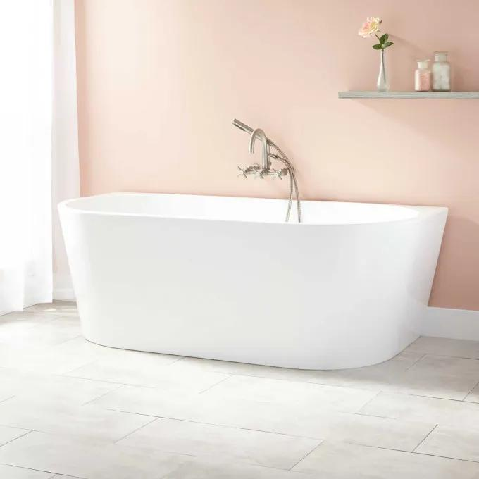 Arrington Acrylic Freestanding Tub