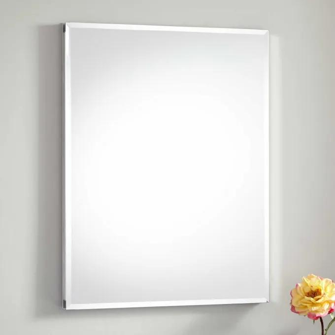 "20"" Mountclare Resessed Medicine Cabinet with Beveled Mirror"