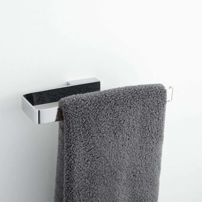 Newberry Towel Ring - Chrome