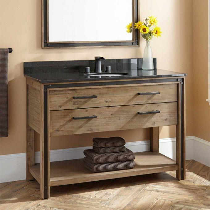 "48"" Celebration Vanity for Undermount Sink"