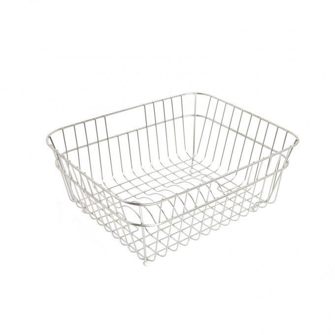 Optional Stainless Steel Dish Rack