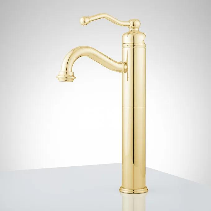 Polished Brass - Side