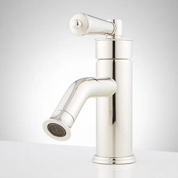 Polished Nickel - Front