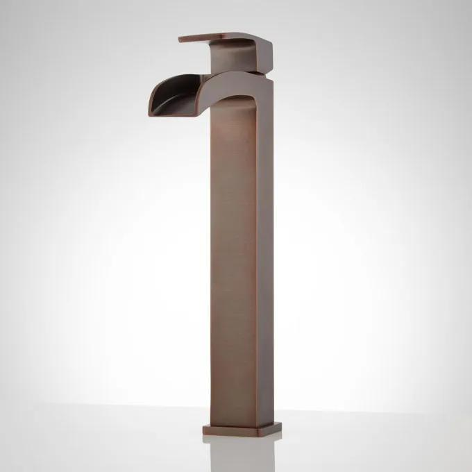 Front - Oil Rubbed Bronze