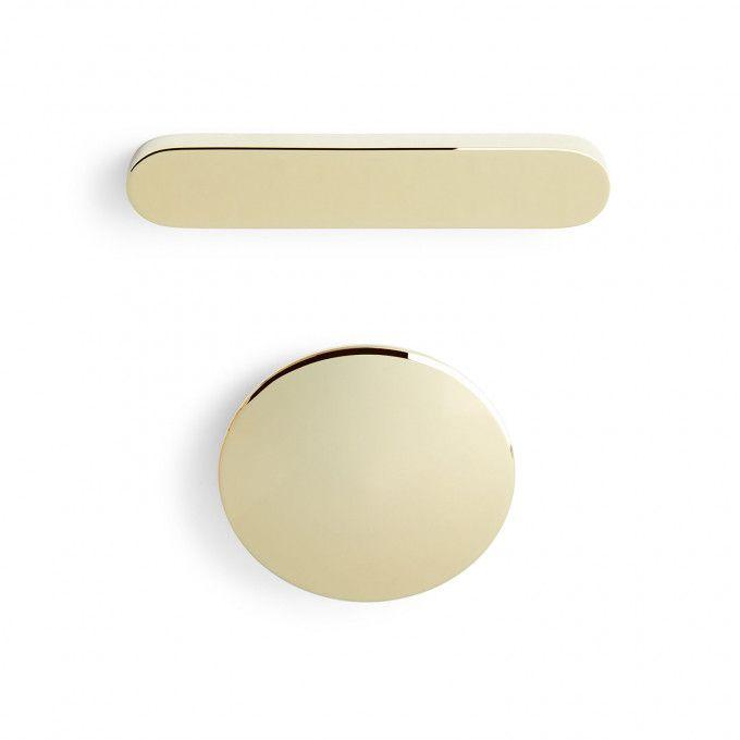 Polished Brass Trim Kit