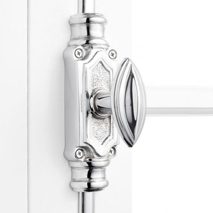 Door Cremone Bolt 9' Chrome Plated-CP