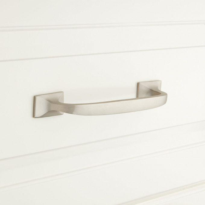 Toulouse Solid Brass Cabinet Pull