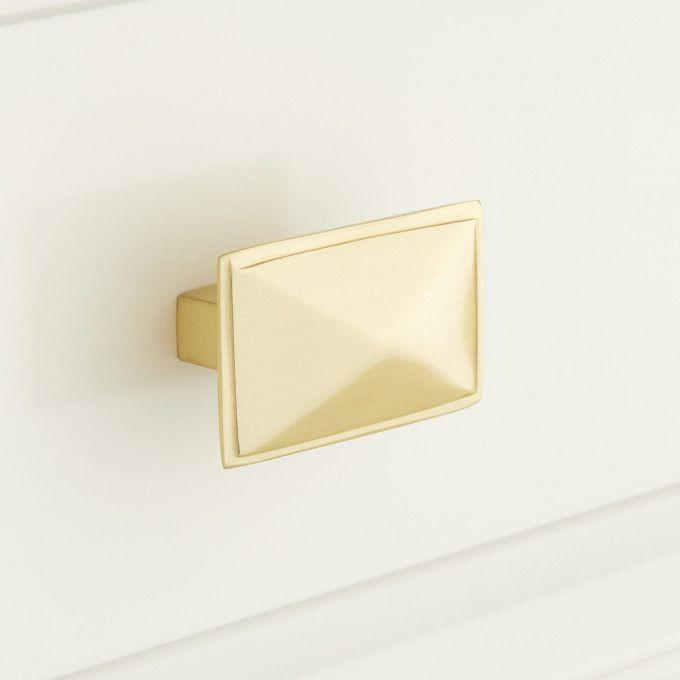 Rectangle Cabinet Knob