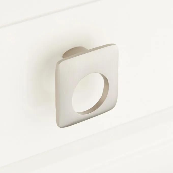 Ichiro Solid Brass Contemporary Cabinet Pull