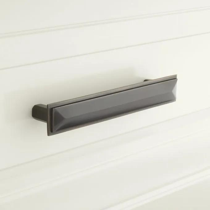 Bresnick Solid Bronze Cabinet Pull