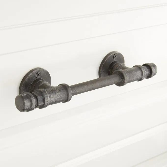 Keating Iron Pipe Cabinet Pull