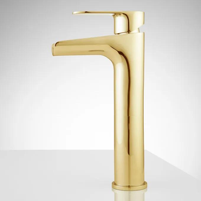 Polished Brass - Front