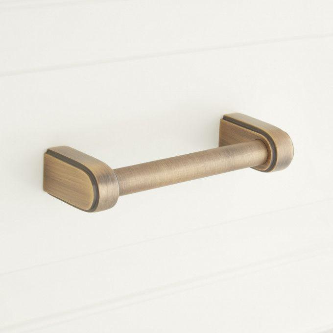 Imun Solid Brass Cabinet Pull