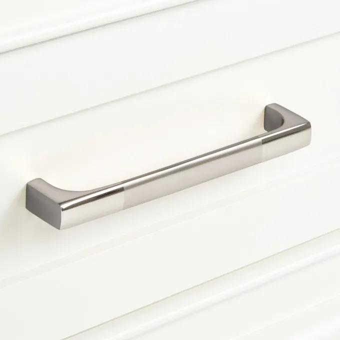 Brushed Nickel Pull