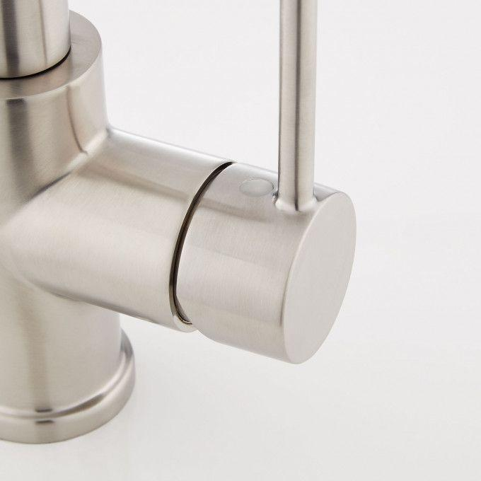 Stainless Steel - Handle Detail