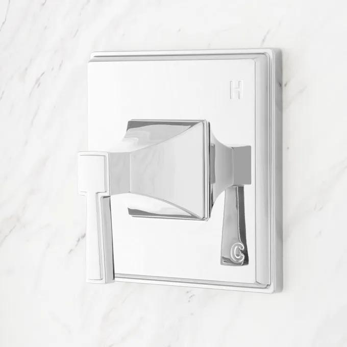 Pinecrest Pressure Balanced Shower with Lever Handle