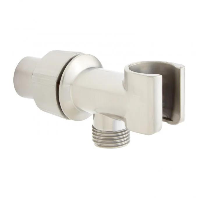 Hand Shower Mounting Bracket for Shower Arm - Brushed Nickel