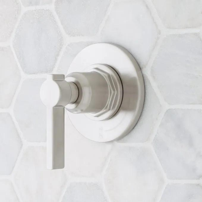 Greyfield In-Wall Shower Volume Control Handle