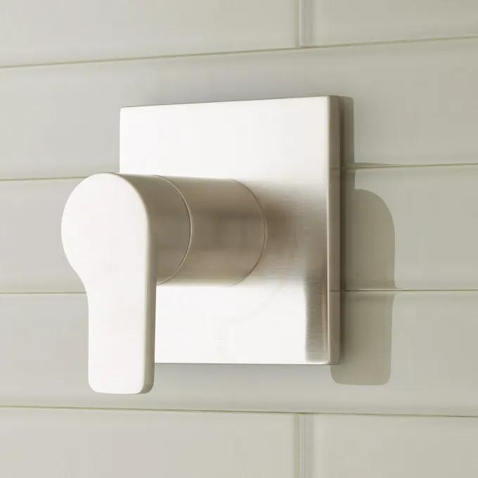 Hibiscus In-Wall Shower Volume Control Handle