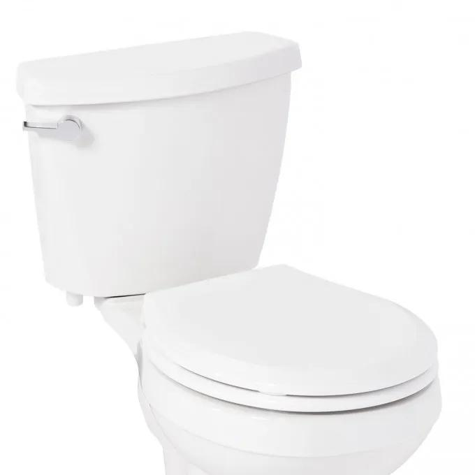 Traditional Ultra Slim Easy Clean Toilet Seat - Round Bowl