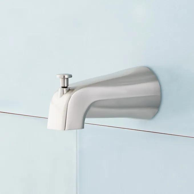 Tub Spout - Brushed Nickel