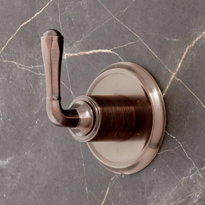 Key West In-Wall Shower Diverter - Oil Rubbed Bronze