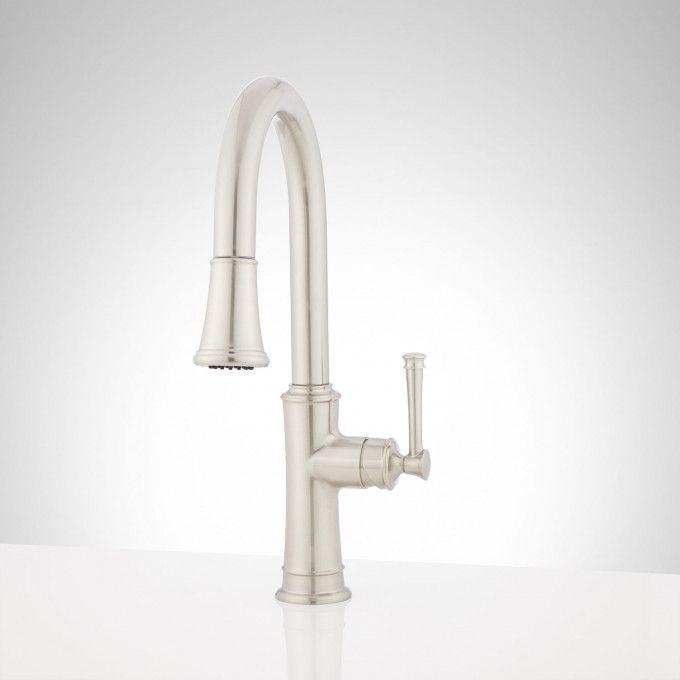 Beasley Pull-Down Kitchen Faucet