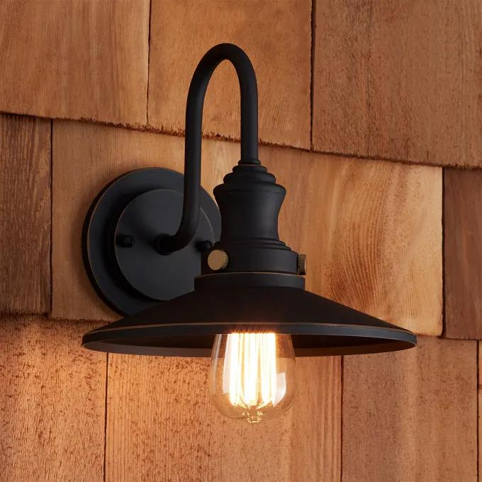Pimmet Outdoor Entrance Wall Sconce Lighting