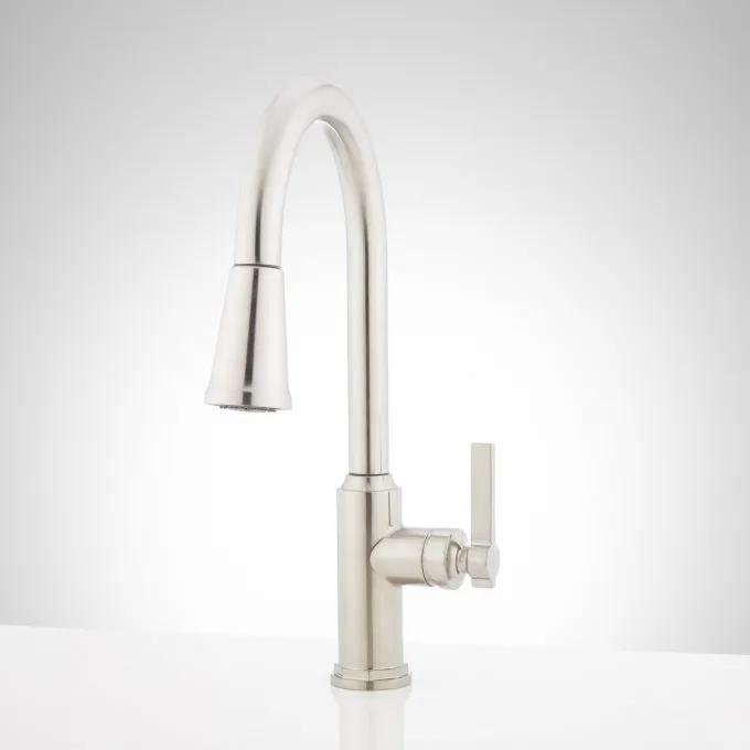 Greyfield Pull-Down Spray Kitchen Faucet