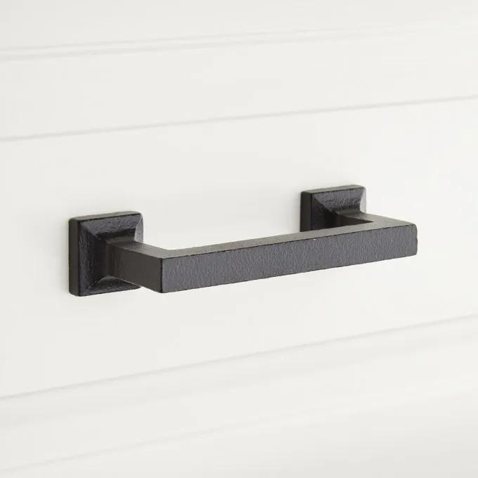 Rosser Solid Bronze Cabinet Pull