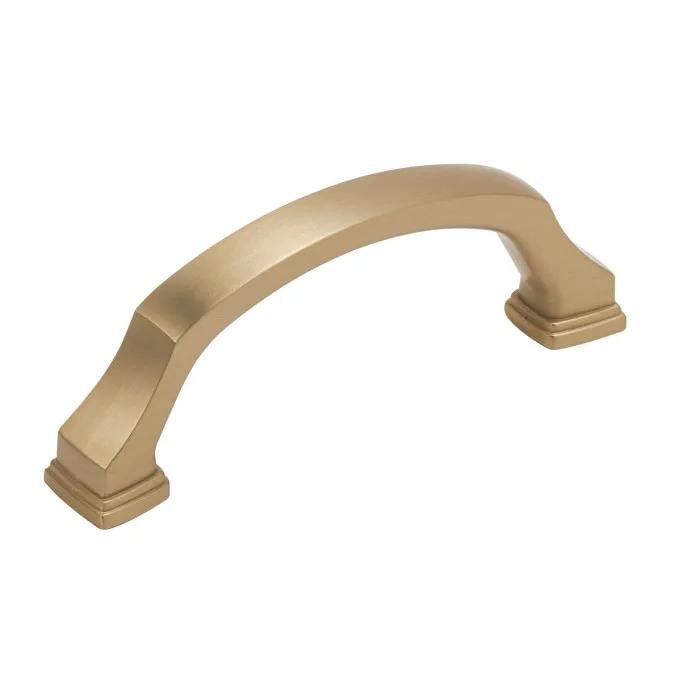 "3"" Nances Cabinet Pull - Golden Champagne"