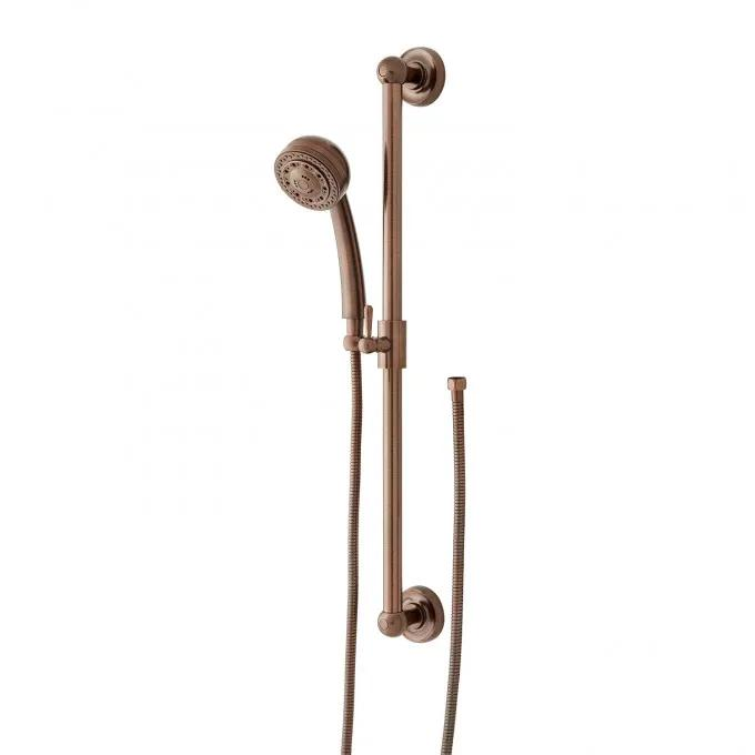 Traditional Multifunction Hand Shower and Slide Bar - Oil Rubbed Bronze